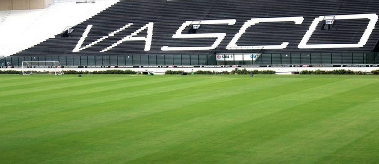 O estádio de São Januário Foto: Vasco.com / Matheus Alves