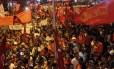 MTST em manifestação em São Paulo: Governo federal cedeu às reivindicações do Movimento e anuncia nesta segunda alterações no programa Minha Casa Minha Vida e a criação de uma comissão de prevenção de despejos