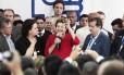 Presidente Dilma Rousseff participa da Convenção Nacional do Partido Democrático Trabalhista (PDT)