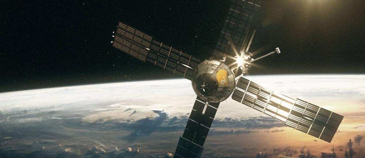 O Satélite SES-6, em órbita desde 2013, transmitirá ao vivo três jogos da Copa para o Brasil em Ultra High Definition, vulgo 4K TV Foto: Divulgação