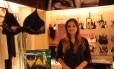 Sheila Küster, gerente da Hope, diz que a Copa está impedindo a alta da venda de lingeries