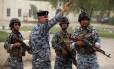 Exército iraquiano está com o poder enfraquecido após aumento dos abandonos