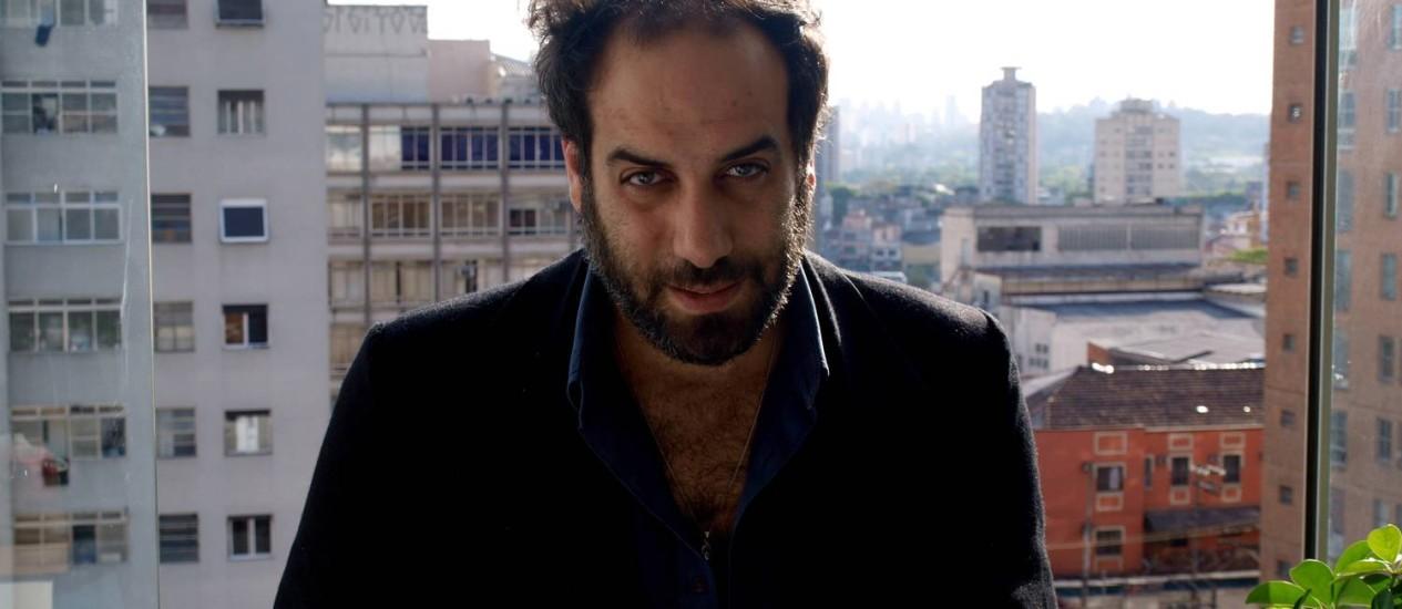 O diretor Michael Wahrmann Foto: Divulgação
