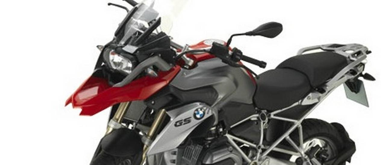 BMW auncia recall do modelo R 1.200 GS Foto: Reprodução