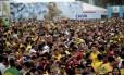Fifa Fan Fest reuniu cerca de 20 mil torcedores