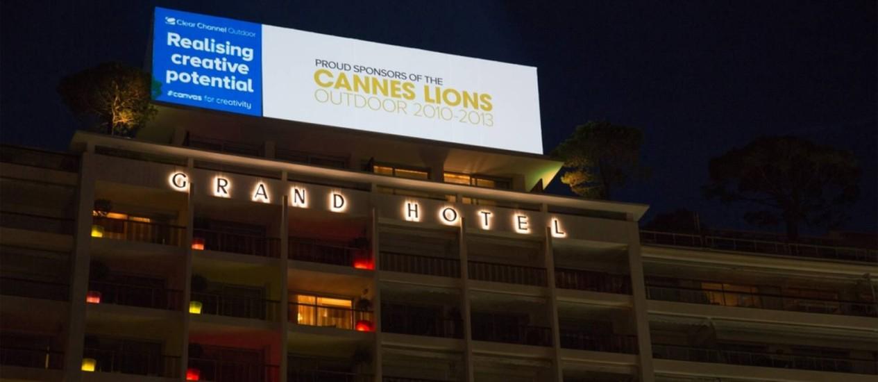 Apenas dois exemplares da Zeus foram construídos. Um deles foi usado em ação de marketing no Festival de Cannes Foto: Divulgação