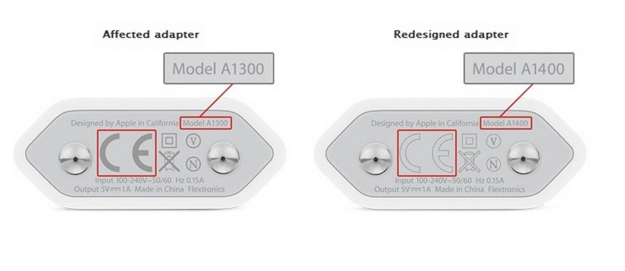 Modelo que apresenta problema é o A1300