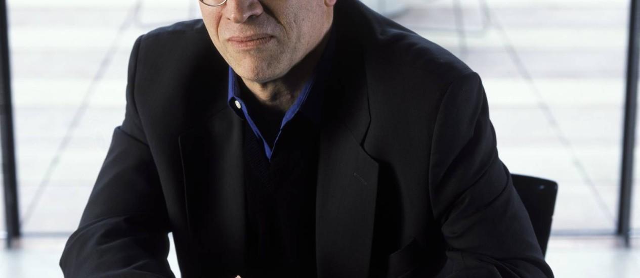 O historiador Tony Judt Foto: Divulgação