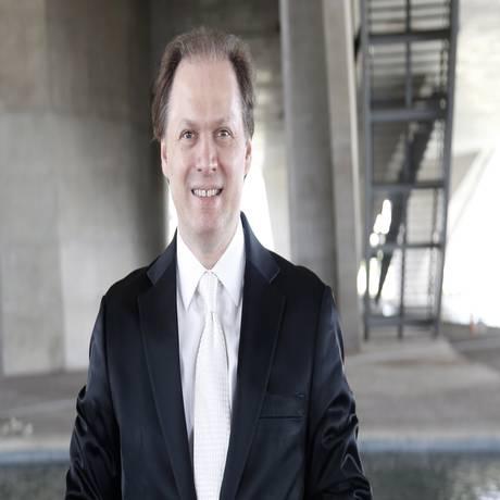 Roberto Minczuk. O maestro vai se apresentar em Chautauqua nos dias 19 e 22 de julho Foto: Fabio Rossi / Fabio Rossi