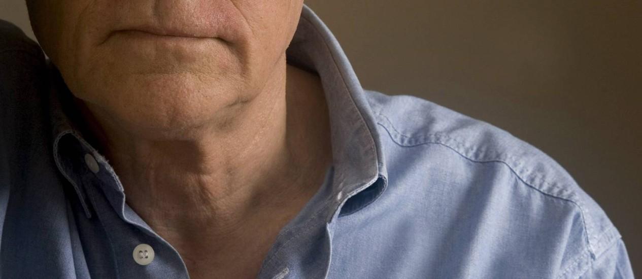 O escritor Ivan Sant'anna Foto: Camilla Maia / 14-11-2008