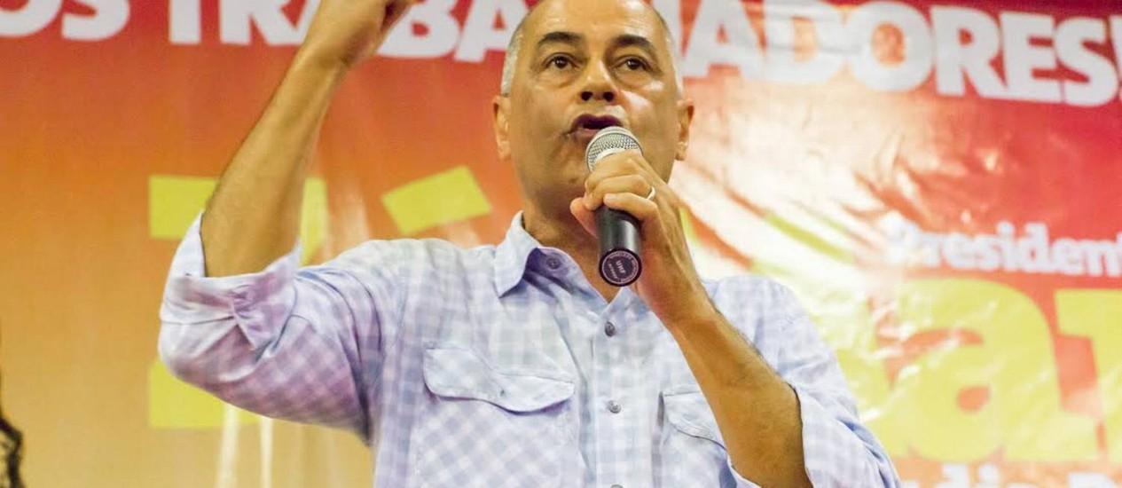 Zé Maria será o candidato do PSTU à Presidência Foto: Divulgação