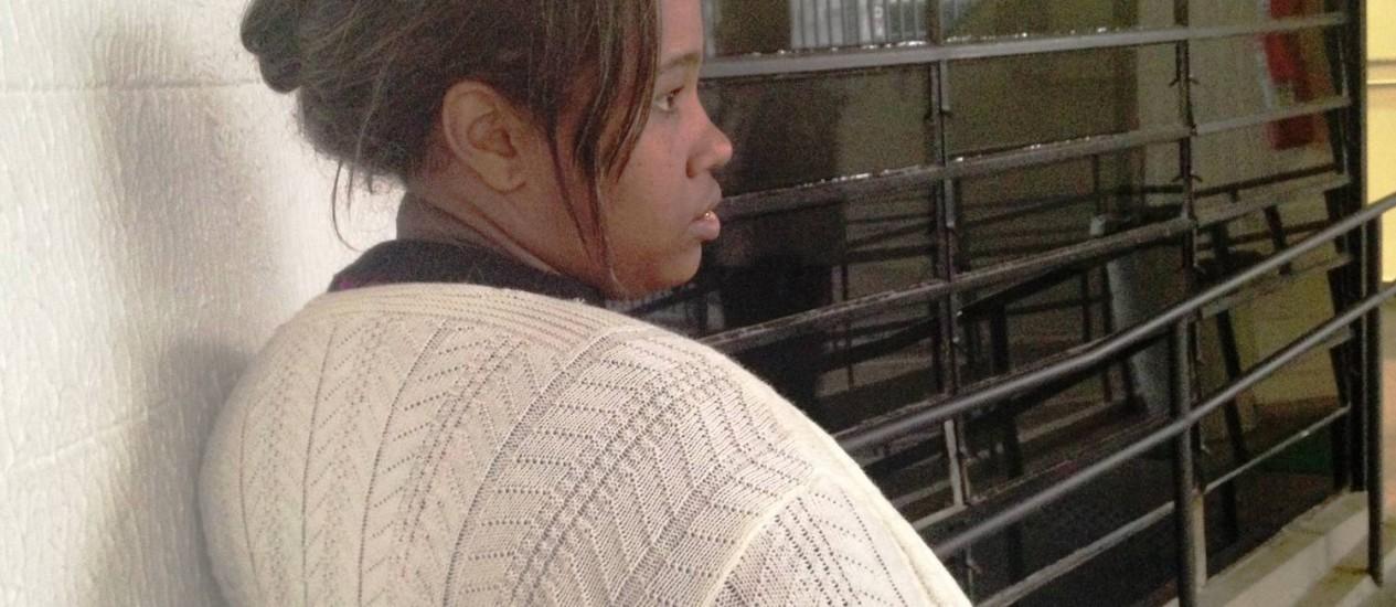 Com medo de ser morta, Eliane Ferreira, 29anos, sofreu durante três anos Foto: Cleide Carvalho