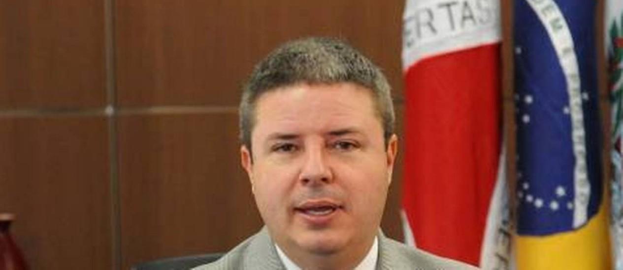 O ex-governador de Minas Antonio Anastasia Foto: Divulgação / Agência O Globo