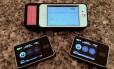 O sistema consiste em um smartphone ligado a um monitor de glucose e bombas que fornecem insulina e glucagon