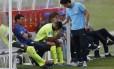 Hulk pode ser substituído por Ramires na segunda partida brasileira nesta Copa