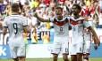 Eles começaram o mundial goleando a seleção portuguesa de Cristiano Ronaldo. Fizeram 4 a 0 na partida na Fonte Nova, em Salvador