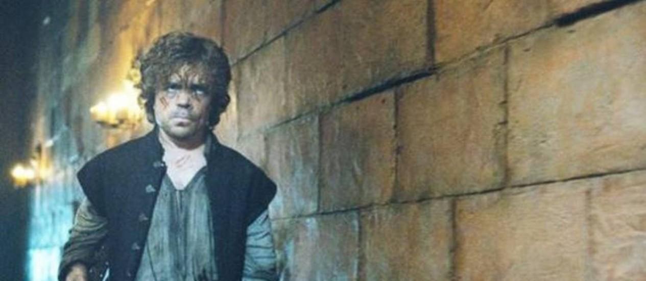Tyrion Lannister no último episódio Foto: Reprodução