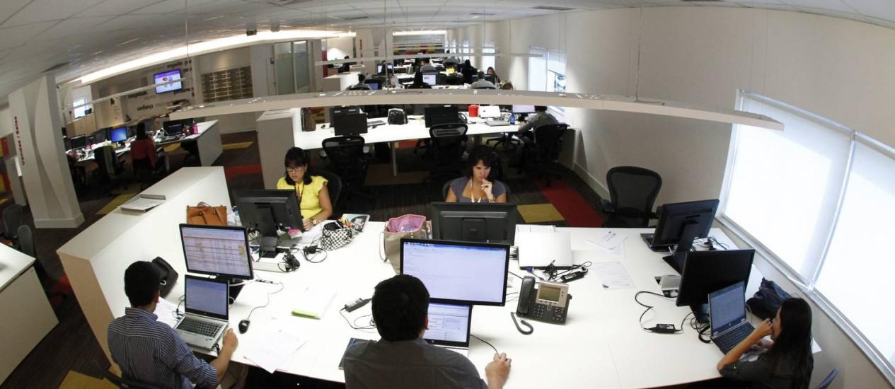 Risco de câncer aumenta de acordo com o tempo em que se fica sentado Foto: Lucas Figueiredo / Agência O Globo