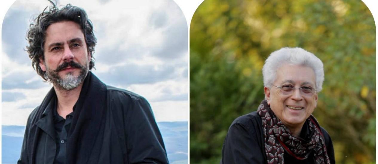 Nero e Aguinaldo: semelhanças Foto: Divulgação