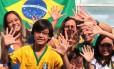 Na torcida pelo hexa: mutação genética virou brincadeira de família em Brasília