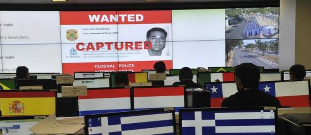 José Diaz Barajas foi preso nesta segunda-feira por agentes da Polícia Federal Foto: José Cruz/Agência Brasil