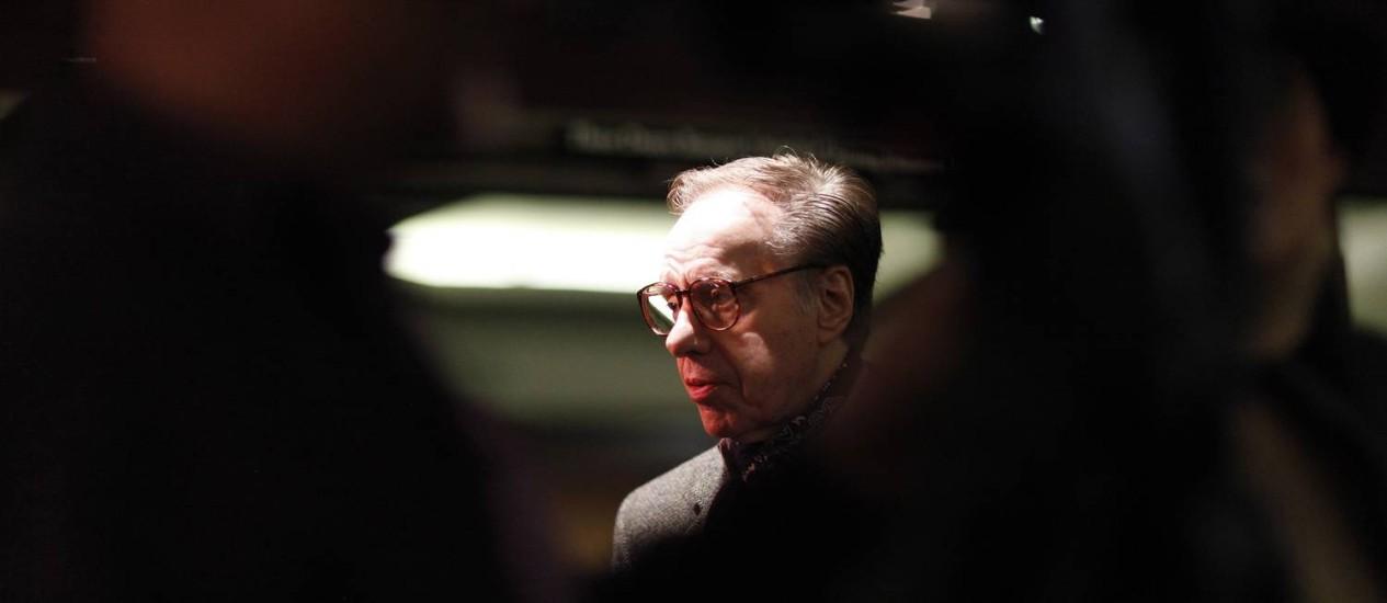O diretor Peter Bogdanovich Foto: Reuters / Mario Anzuoni