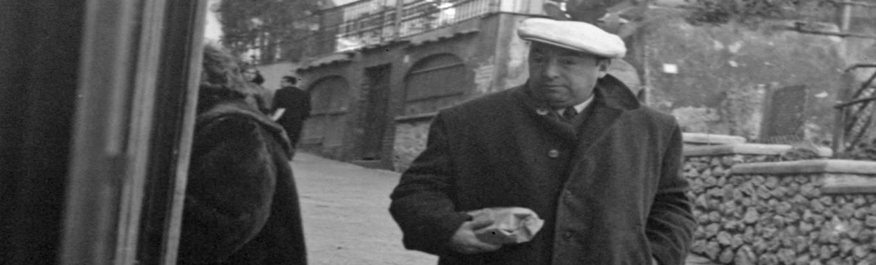 Poesias inéditas mostram o poeta já em sua maturidade artística - MARIO TORRISI / AP