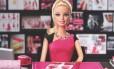 A nova Barbie empresária