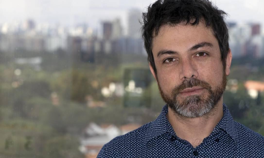 O diretor Cacau Rhoden, de 'Tarja branca' Foto: / Divulgação