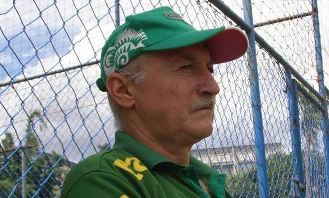 Wladimir Palomo, sósia do técnico Felipão Foto: Reprodução / Facebook