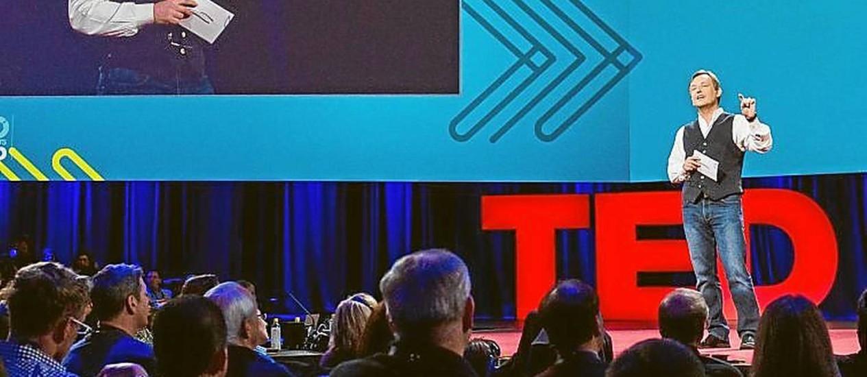 Para poucos. Ingresso para participar do TED Global no Rio sairá a US$ 6 mil Foto: James Duncan Davidson / James Duncan Davidson/TED