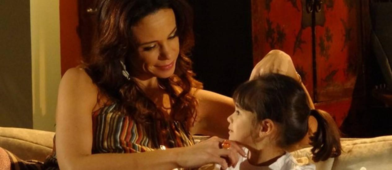 Juliana enfrenta Jairo e recupera Bia Foto: Divulgação/ TV Globo