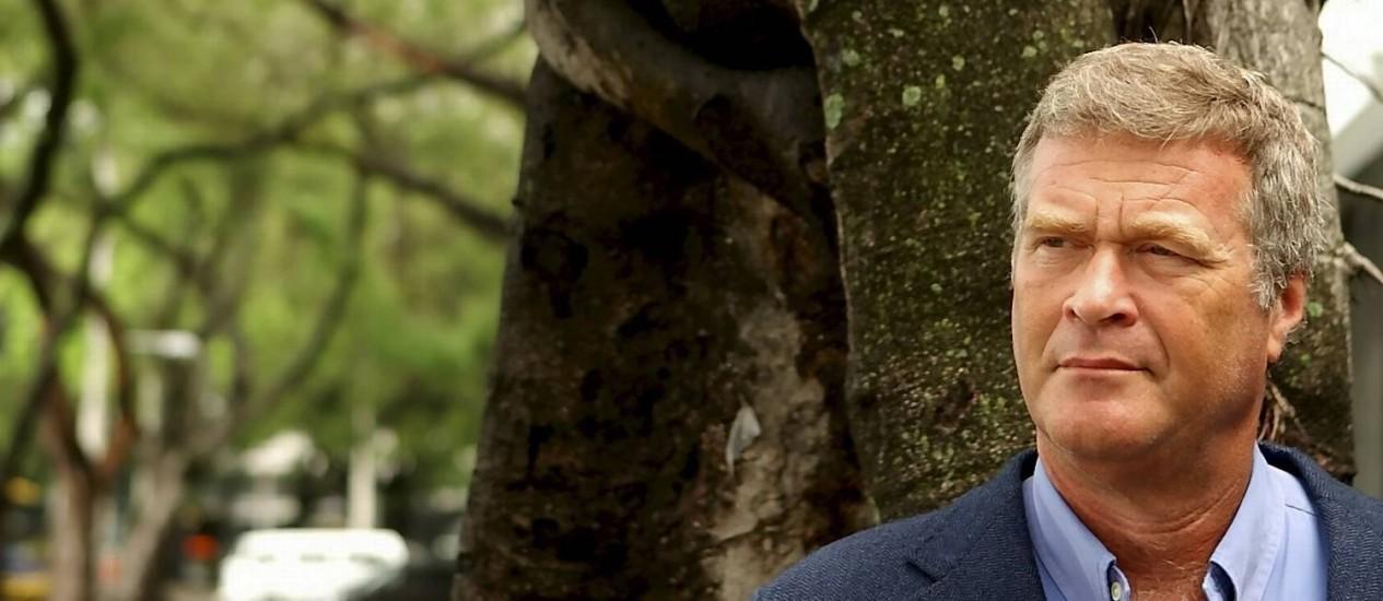Deputado Alfredo Sirkis, correligionário de Campos, critica aliança no Rio entre PT e PSB Foto: Gustavo Stephan 08-06-2012