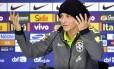 David Luiz: 'O primeiro defensor do nosso time é o Fred. Não é só o David e o Thiago'