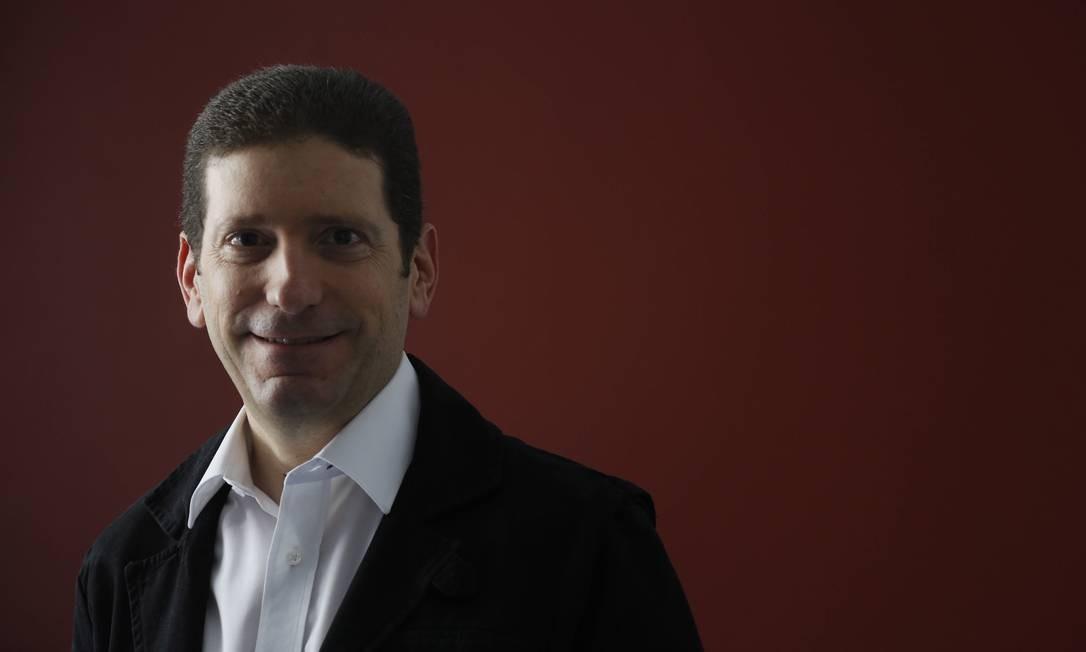 Celso Niskier, presidente do Conselho Empresarial de Educação da Associação Comercial do Rio de Janeiro Foto: Camilla Maia