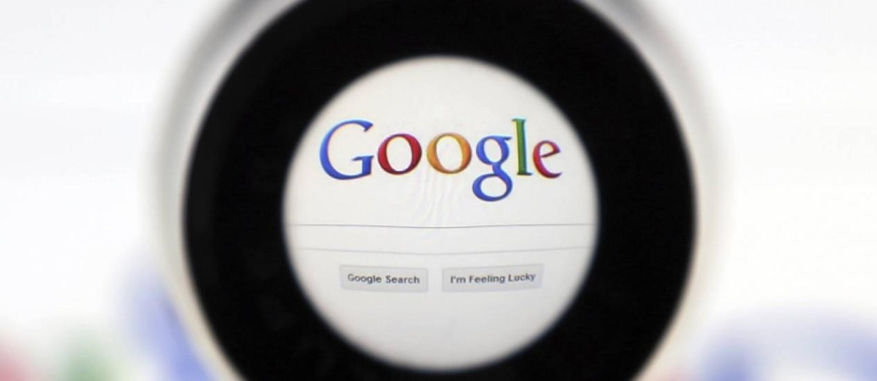 Apesar de adquirir a empresa, informações dos usuários não serão administradas pelo Google Foto: François Lenoir / Reuters