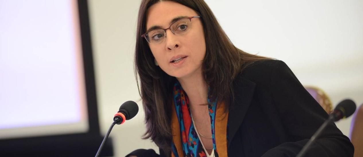 Catalina Botero: quase 25 anos de carreira dedicados à defesa intransigente dos direitos humanos na Colômbia e no continente americano Foto: Daniel Cima/Divulgação CIDH
