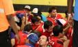 Chilenos detidos na invasão do Maracanã. Regresso ao Brasil será dificultado