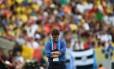 Fabio Capello lamentou o desempenho ofensivo da sua equipe contra a Bélgica