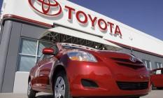 Carro da Toyota Foto: David Zalubowski / AP