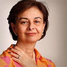 Marcia Vieira Foto: O Globo