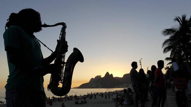 Música e praias são alguns dos destaques citados pelo geógrafo Foto: Agência O Globo / Gustavo Miranda