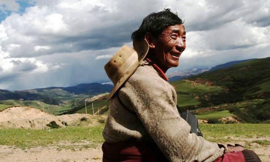 Tibetanos teriam herdado adaptação a grandes altitudes de ancestrais Foto: / AP