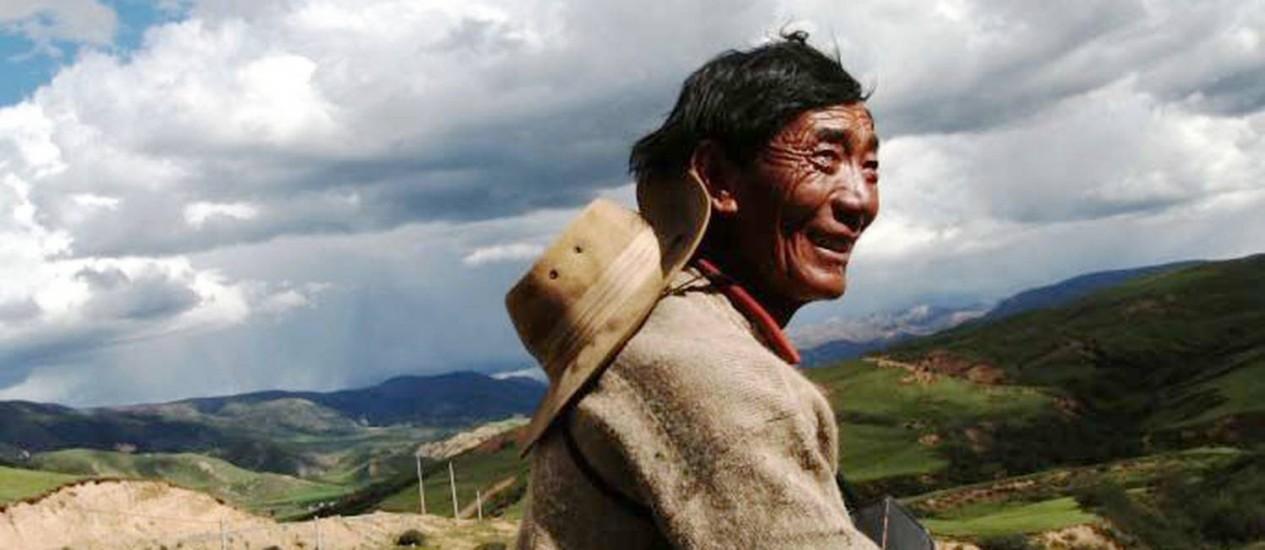 Tibetanos teriam herdado adaptação a grandes altitudes de ancestrais Foto: AP