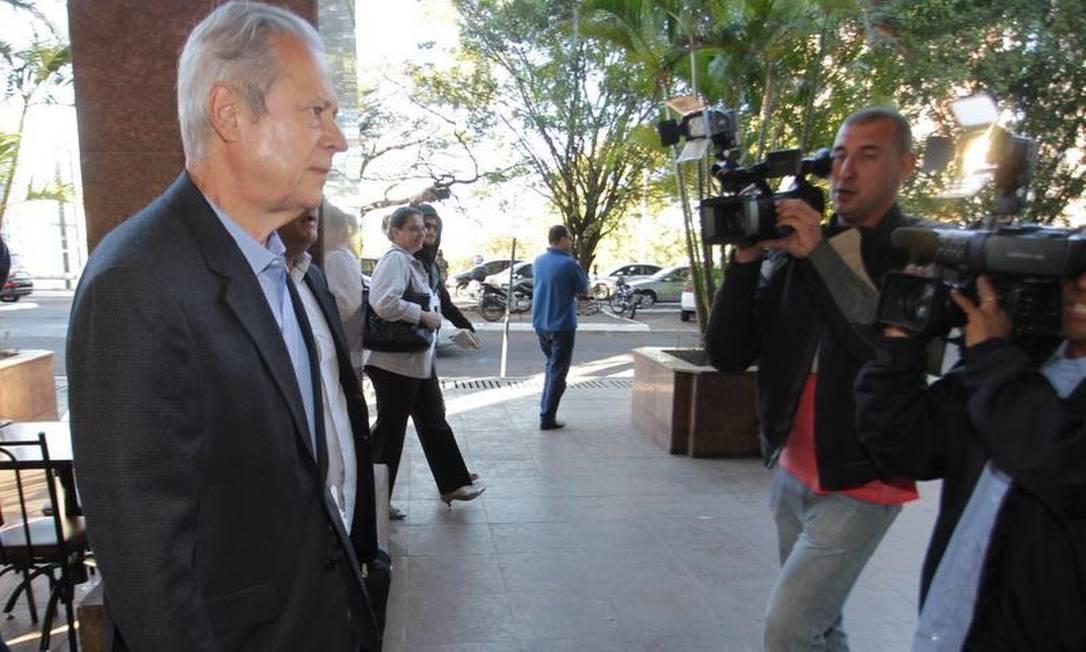 Dirceu terá salário de R$ 2,1 mil por mês Foto: Ailton de Freitas / O Globo