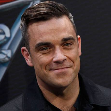 O cantor Robbie Williams Foto: Reuters
