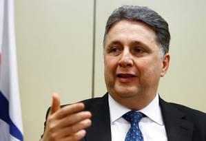 O deputado federal e ex-governador Anthony Garotinho, candidato ao governo do estado, gastará R$ 30 milhões com a campanha Foto: André Coelho