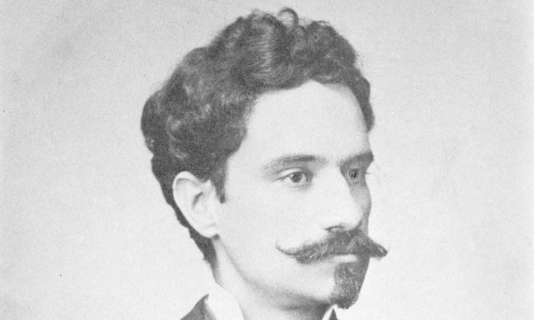 O poeta Alphonsus de Guimaraens Foto: Arquivo Pessoal