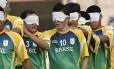 Ricardinho, camisa 10 da Seleção Brasileira de Futebol de 5: empresas não estão preparadas para atender clientes com necessidades especiais