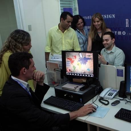 Webdesigners estão entre os profissionais autônomos mais procurados pelas empresas brasileiras Foto: Arquivo/O Globo